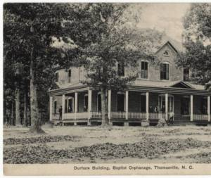 Mills Home Orphanage