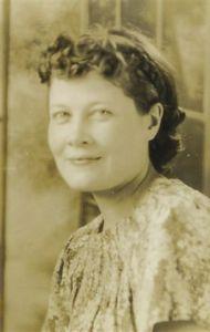 Pauline Stanley Wright 1934